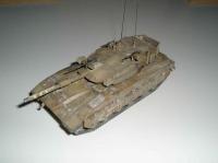 Merkava Mk. III - dokončený tank