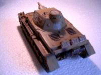 Obrázek panzer  modelu panzer IV